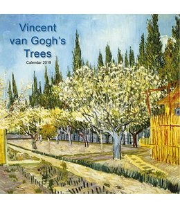 Catch Publising Van Gogh's Trees Kalender 2019