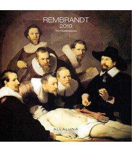 Allaluna Rembrandt Kalender 2019