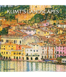 Catch Publising Klimt Landscapes Kalender 2019