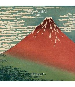 Allaluna Hokusai Kalender 2019