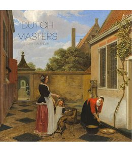 Catch Publising Dutch Masters Kalender 2019