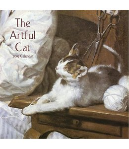 Catch Publising The Artful Cat Kalender 2019