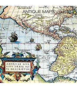 Korsch Verlag Antique Maps Kalender 2019