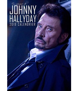 OC Calendars Johnny Hallyday Kalender 2019 A3