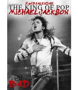 OC Calendars Michael Jackson Kalender 2019 A3