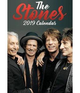 OC Calendars Rolling Stones Kalender 2019 A3