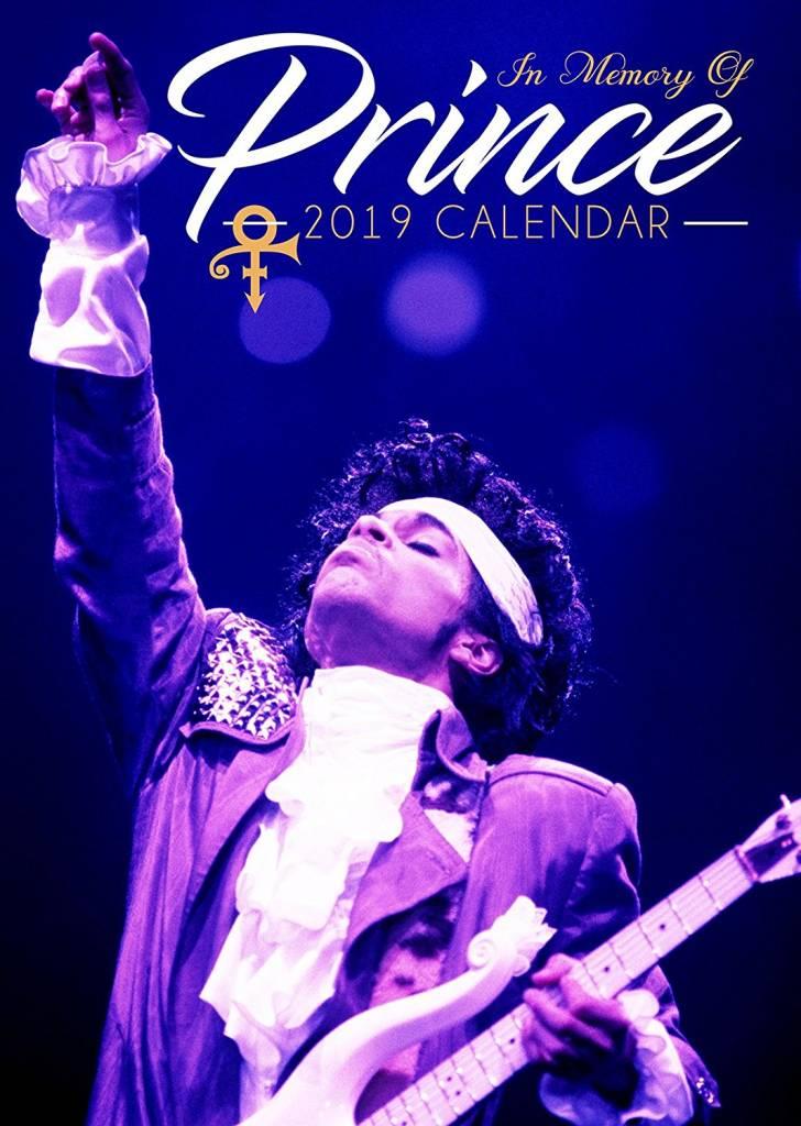 Prince Kalender 2019 A3