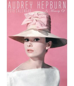 OC Calendars Audrey Hepburn Kalender 2019