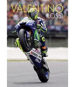 OC Calendars Valentino Rossi Kalender 2019 A3