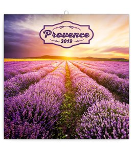 Presco Provence Kalender 2019