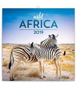 Presco Wild Africa Kalender 2019