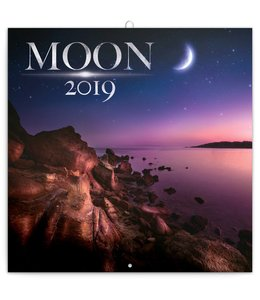 Presco Moon Kalender 2019