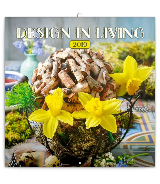 Presco Design in Living Kalender 2019