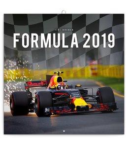 Presco Formula Kalender 2019