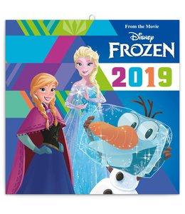Presco Frozen Kalender 2019
