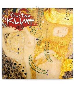 Presco Gustav Klimt Kalender 2019