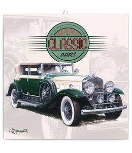 Presco Classic Cars Kalender 2019