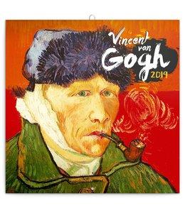 Presco Vincent van Gogh Kalender 2019