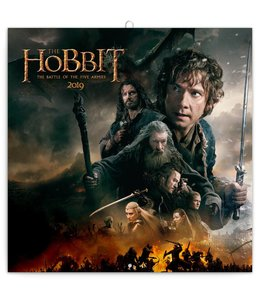 Presco Hobbit Kalender 2019