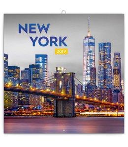 Presco New York Kalender 2019