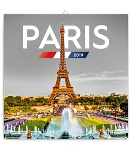 Presco Paris Kalender 2019
