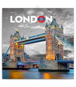 Presco London Kalender 2019