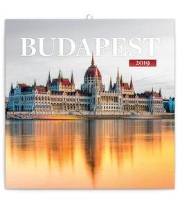 Presco Budapest Kalender 2019