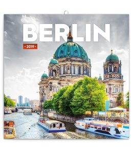 Presco Berlin Kalender 2019