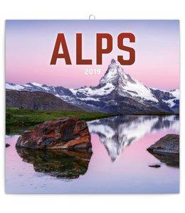 Presco Alps Kalender 2019