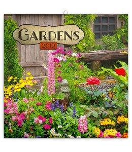 Presco Gardens Kalender 2019