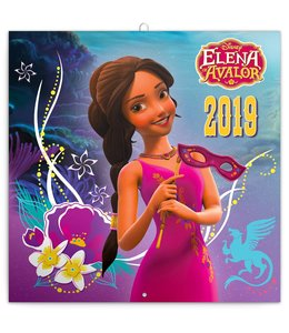 Presco Elena of Avalor Kalender 2019