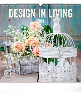 Presco Design in Living Kalender 2019 Groot