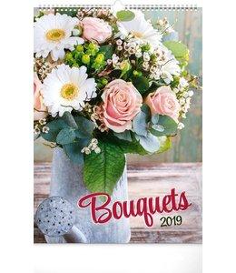 Presco Bouquets Kalender 2019