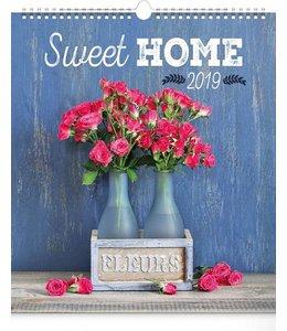 Presco Sweet Home Kalender 2019