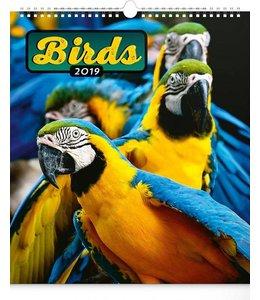 Presco Birds Kalender 2019