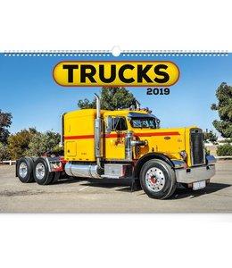 Presco Trucks Kalender 2019