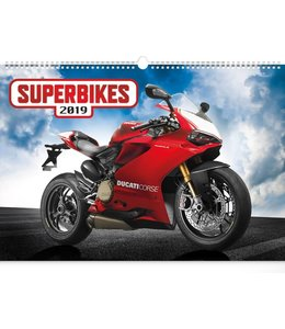 Presco Superbikes Kalender 2019