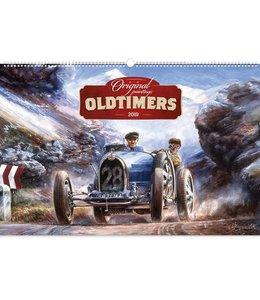 Presco Oldtimers Kalender 2019