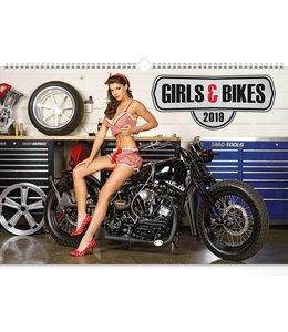 Presco Girls and Bikes Kalender 2019