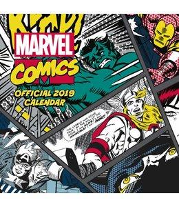 Danilo Marvel Comics Kalender 2019