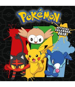 Danilo Pokemon Kalender 2019