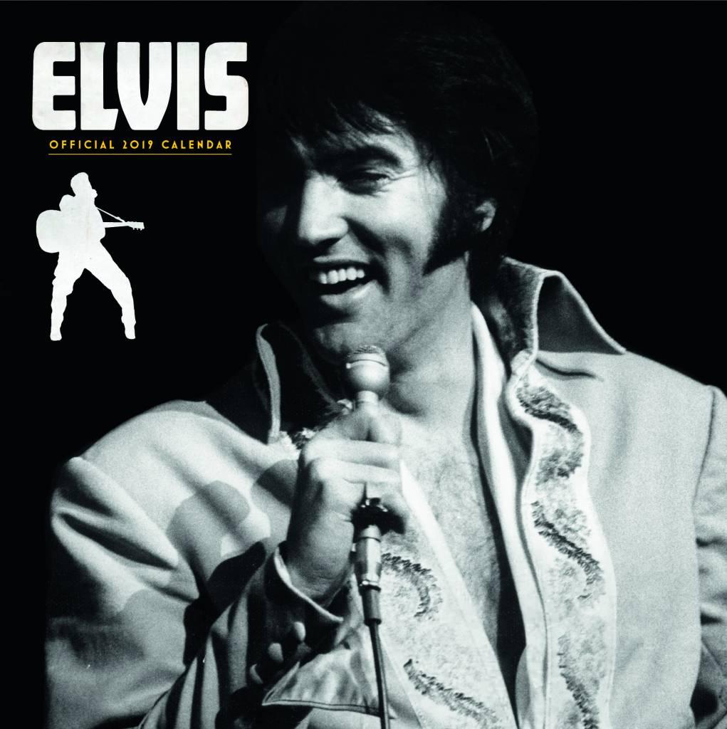 Elvis Presley Kalender 2019