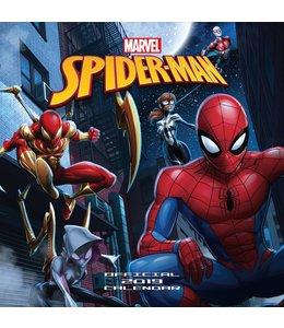 Danilo Spidermann Kalender 2019