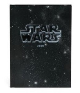 Lannoo Star Wars Desk Agenda 2019