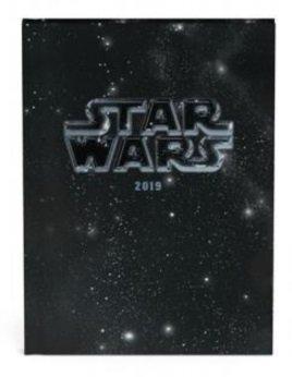 Star Wars Desk Agenda 2019