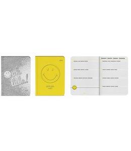 Lannoo Smiley Happy Desk Agenda 2019
