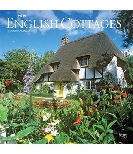 Browntrout English Cottages Kalender 2019