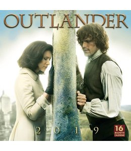Sellers Publishing Outlander Kalender 2019