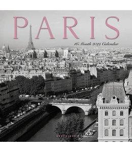 Graphique de France Paris Kalender 2019
