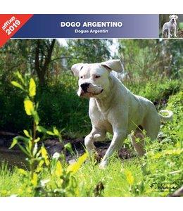 Affixe Editions Argentijnse Dog Kalender 2019